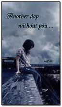 Un altro giorno senza di te