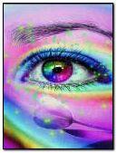neon göz
