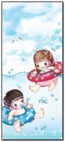 和你一起游泳
