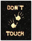 không chạm vào điện thoại của tôi