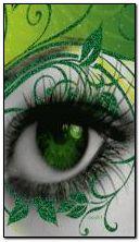 Зелений око