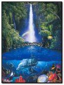 waterfall anim