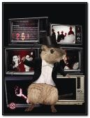 Animated Mouse TV