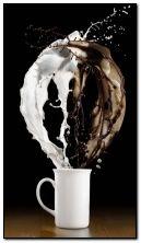 커피 얼룩