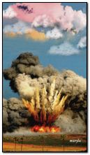 ledakan