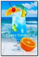 fröhlicher Sommer