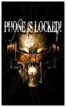هاتف مقفل