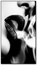 Smoke mouth
