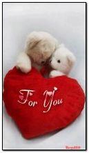 oyuncak ayı ve kalp