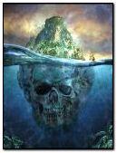 skull cliff