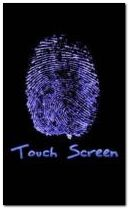 FLASHING TOUCH SCREEN
