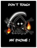 Dont Touch My Phone!