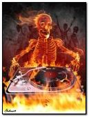 DJ Fire Animation