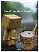 i could surrender my heart 4U