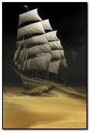 navio deserto