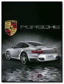 Animated Porsche Reflection
