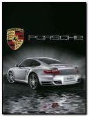 Animated Porsche Reflection