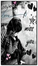 saudades de você