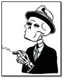 धूम्रपानाचे स्केलेटन