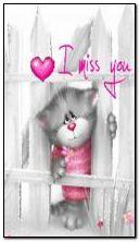 ? tęsknię za Tobą