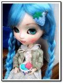 very cute doll