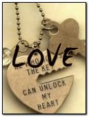 key to unlock your heart