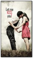 Deixe-me te beijar.