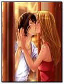 animated kiss