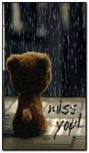 Te echo de menos !