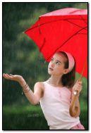Ich liebe es, wenn es regnet