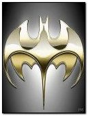 Batman logo 240 X 320