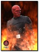 Animated The Red Skull