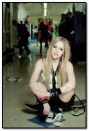 Avril Lavigne ist hier nie erwachsen zu werden