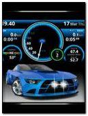 Car Speedo Meter Animated