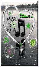 музика це моя життя