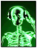 skeleton music