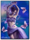 dance with butterflies