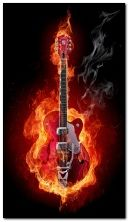 गिटार फायर