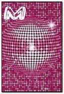 Magic Pink Disco Ball