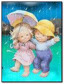 Baby Rain Dance