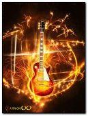 アニメーションギター555