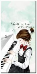 Piano Lesson Fall In Love With Music