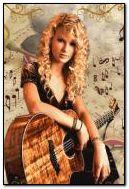 Mädchen mit Gitarre 2