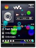 Walkman Music Player