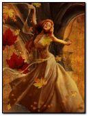 Dance in autumn