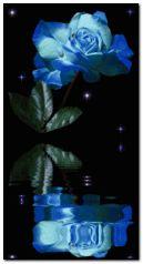 flower blue 2