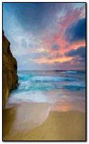 Wieczorna plaża
