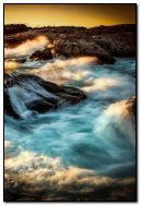 美丽的河流