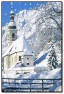 Maison de neige