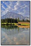 Lake View 320x480